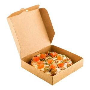 Using the Pizza and Cardboard Box