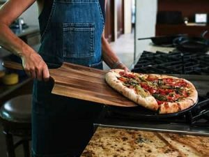 Wait for the Pizza to Cook
