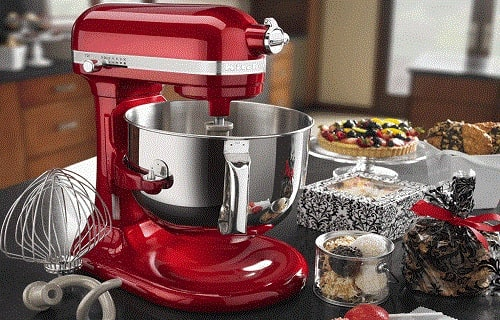 kitchenaid leaking oil from head