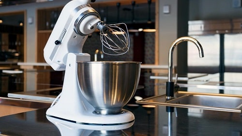 How to Remove Paddle from Mixer