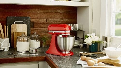 what do you do when your kitchenaid mixer leaks oil