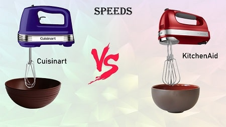 which hand mixer is better cuisinart or kitchenaid